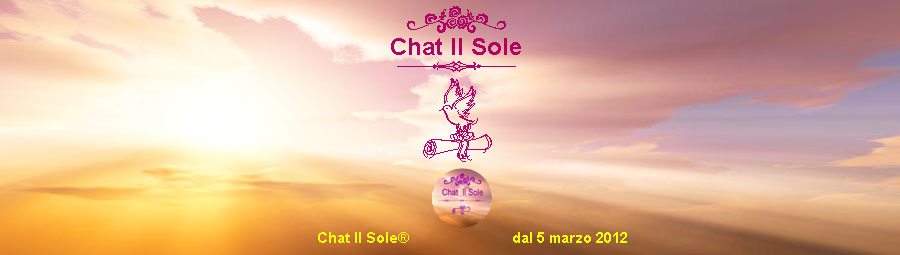 Chat Seria Il Sole